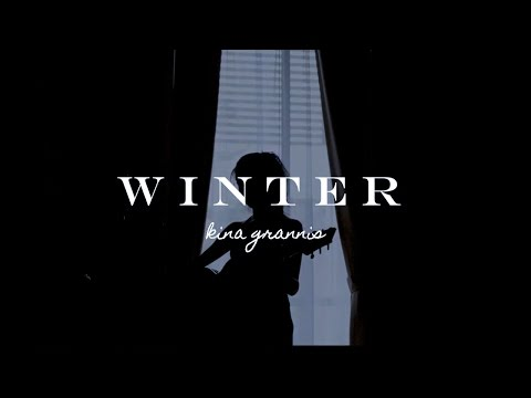 WINTER (KINA GRANNIS) acoustic cover by NICOLE ZEFANYA