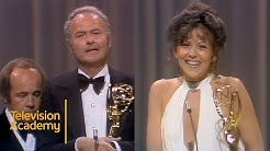 Harvey Korman and Brenda Vaccaro Win Outstanding Supporting Actor and Actress | Emmys Archive (1974)