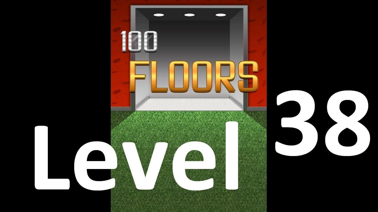 100 Floors Level 38 Solution Floor 38 Youtube