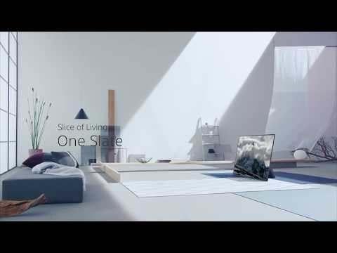 Sony  BRAVIA OLED   A1 One Slate Design