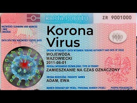 Коронавирус в Польше? + Карта заражения китайским вирусом из города Ухань.