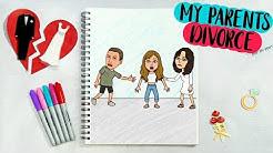 DRAW MY LIFE: MY PARENTS DIVORCE