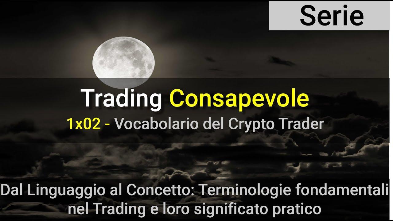 significato di trading cripto