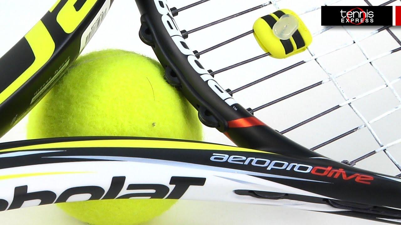 Babolat Aeropro Drive Tennis Express Racquet Review Youtube
