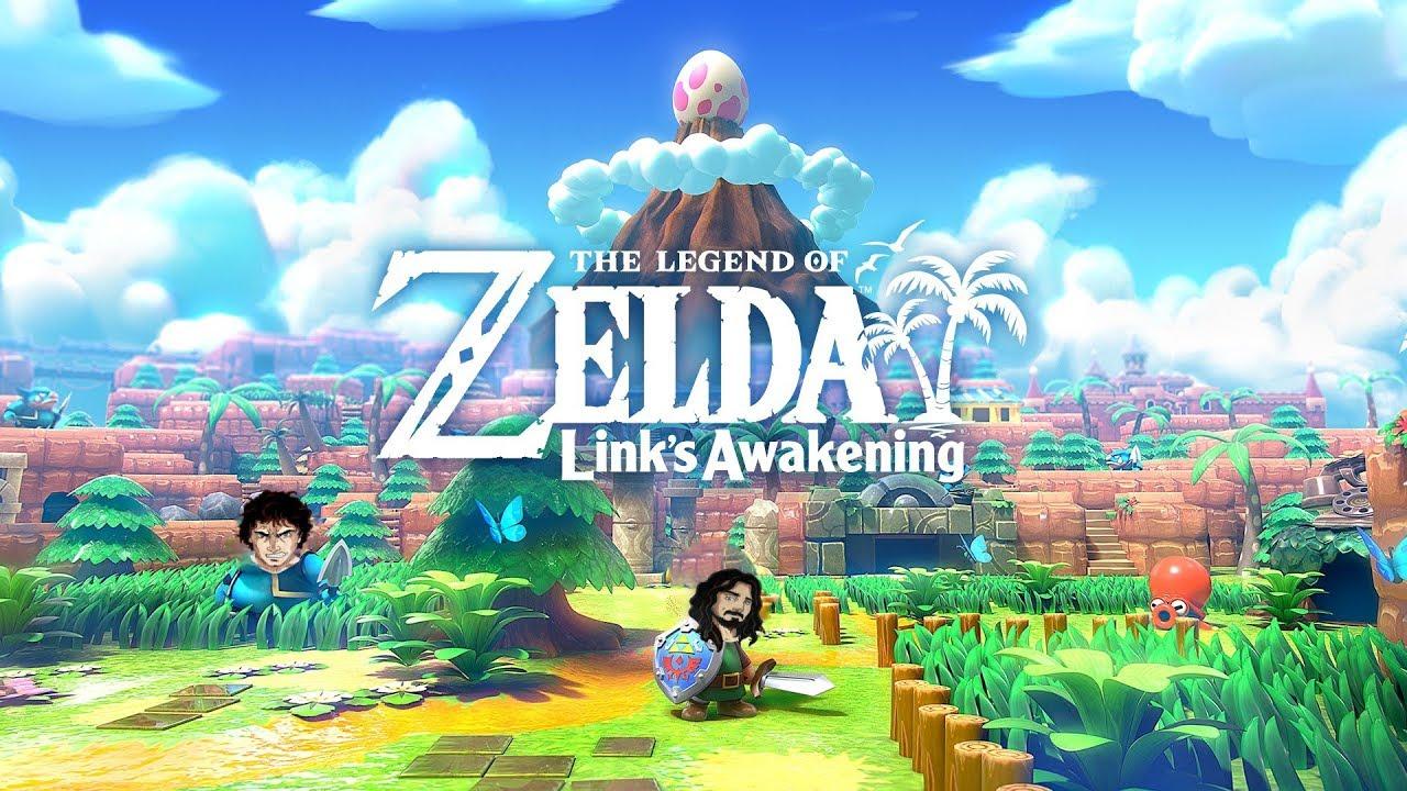 The Legend of Zelda Link's Awakening Part 4