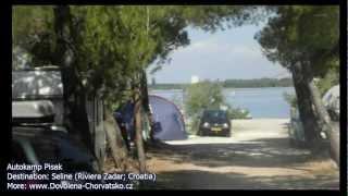 Autokamp Pisak (Seline near Zadar) - Unterkunft in Kroatien