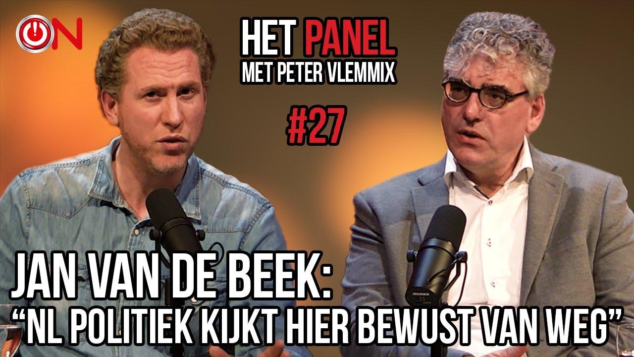 """""""NL politiek kijkt hier bewust van weg"""" - Het Panel #27 met dr. Jan van de Beek"""
