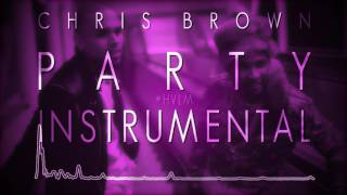 Chris Brown - Party Instrumental (feat. Usher & Gucci Mane) [A JAYBeatz Remake] #HVLM