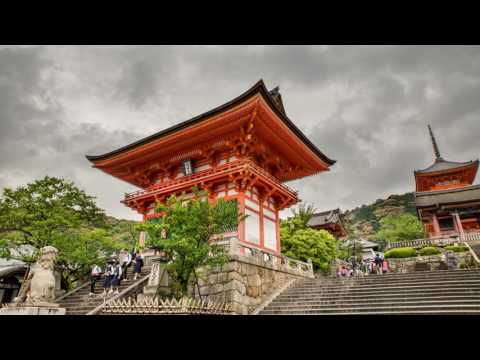 Kyoto - An exquisite city (Ultra HD 4K slideshow)