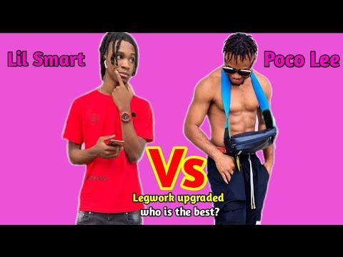 Download Lil Smart Vs Poco Lee dance part 3 legwork upgraded (who is the best dancer?) #Pocolee #Lilsmart