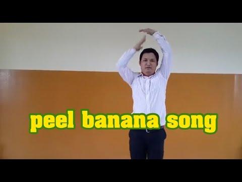 Peel Banana Song