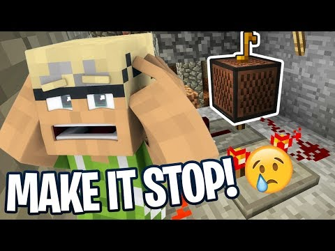 NOTE BLOCK PRANK?! - Minecraft Evolution SMP #43