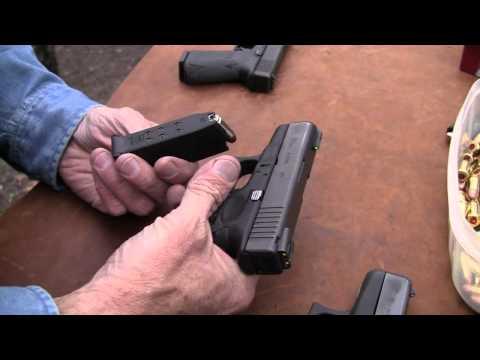Glock 36 Comparison