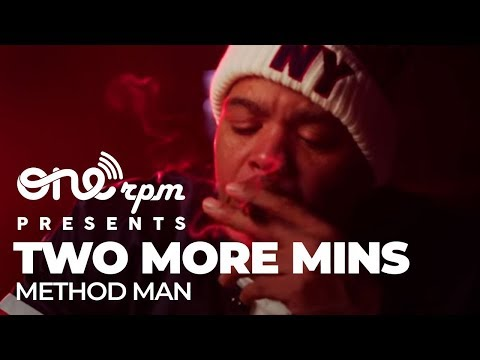 Method Man - Two More Mins
