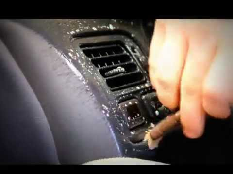 detailing a car auto interior cracks and crevices youtube. Black Bedroom Furniture Sets. Home Design Ideas