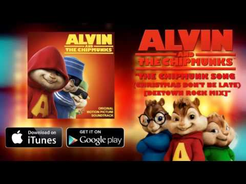 The Chipmunk Song (Christmas Don't Be Late) [DeeTown Rock Mix]