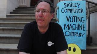 NY Activist Elliot Crown discusses election fraud in the NY Primary