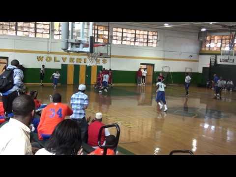 Reggie Ragland put back dunk backwards