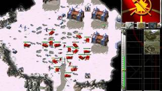 Command & Conquer Red Alert Counterstrike: Nuclear Escalation (Hard)