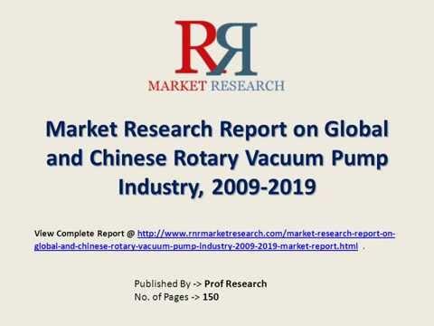 Rotary Vacuum Pump Industry Analysis of Upstream Raw Materials & Downstream Demand