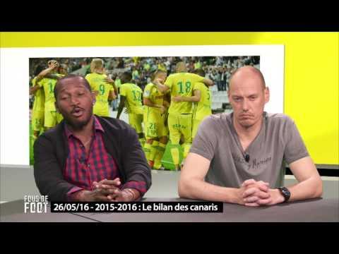 Eric Djemba pour la der de Fous de Foot