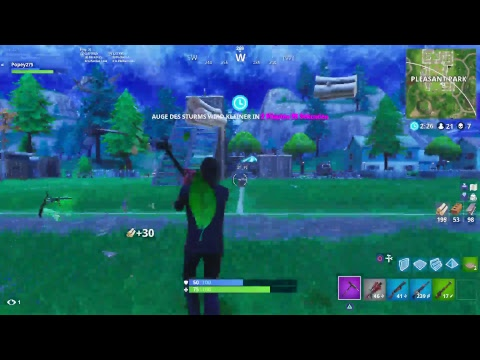 """PS4""GERMAN[Fortnite Battle Royale] Solo time ! Overall WINS/404  KILLS/13.652"