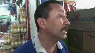 Comerciantes de Ocumare del Tuy no ven luz por la delincuencia