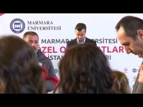 Marmara Üniversitesi Özel Olimpiyatlar Türkiye