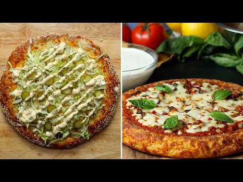 3 Incredible Pizza Recipes You Have To Try