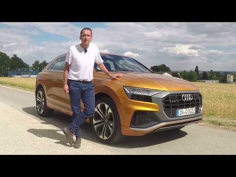2019 Audi Q8 - First Drive Test Video Review