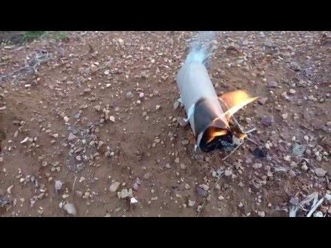 Waste Not Wednesday - Fire Starter