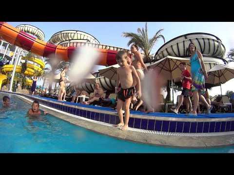 Long Beach Resort&Spa Hotel Alanya 2014 jun