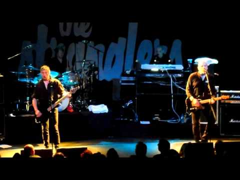 The Stranglers Auckland 13 Apr 2016