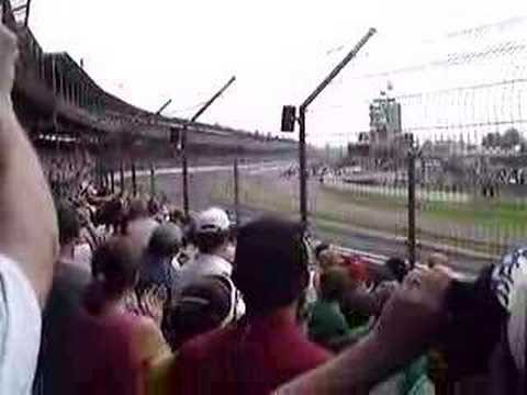 2007 Indianapolis 500 - First Turn