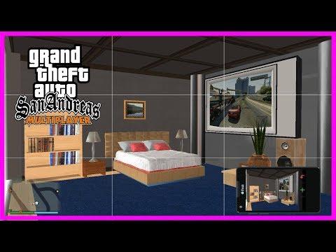NOVÉ VÝBAVY DOMU! (GTA San Andreas Multiplayer #47)