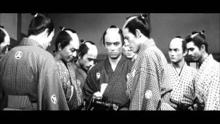 Sanjuro (1962) - Master of the slap