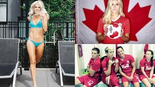 FIFA Women's World Cup 2015 Makeup: Kaylyn Kyle