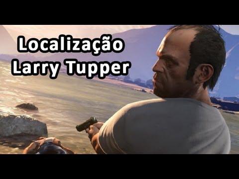 GTA V - Localização Larry Tupper, Missão Trevor/Maude - GTA 5