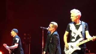 U2 Glasgow Zooropa / Where The Streets Have No Name 2015-11-06 - U2gigs.com