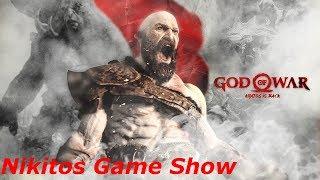 God of War 4 — Русский сюжетный трейлер игры 2018
