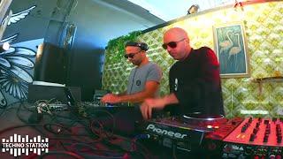 GUY MANTZUR &amp SAHAR Z Live - EDGE Lost &amp Found Edition - Belgium 2014