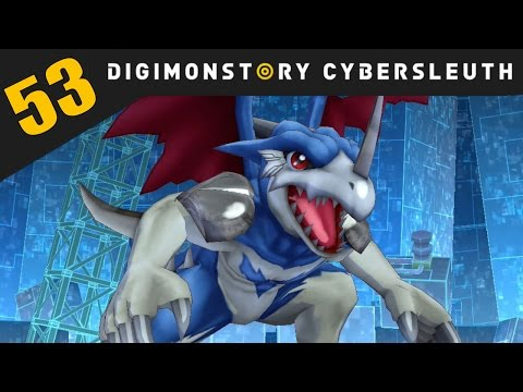 Digimon Story: Cyber Sleuth PS4 / PS Vita Let's Play Walkthrough Part 53 - Even More Lost Property