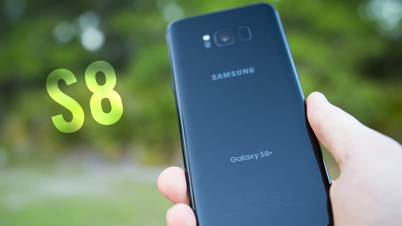 iPhone X vs. Samsung Galaxy S8  Two EPIC Phones Compared