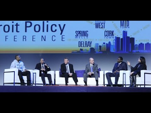 2016 Detroit Policy Conference: Shared Opportunity - Questions of Inclusion and Gentrification