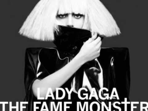 Lady GaGa Speechless THE FAME MONSTER  New HQ Song