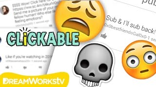 Even MORE ANNOYING YouTube Comments | CLICKABLE