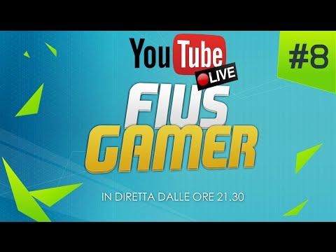 #8 LIVE FIUS GAMER : PARLIAMO DI FIFA 16 E ALTRO! #BORDELLO w/Youtubers