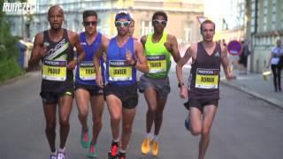 Mattoni Olomouc Half Marathon 2017