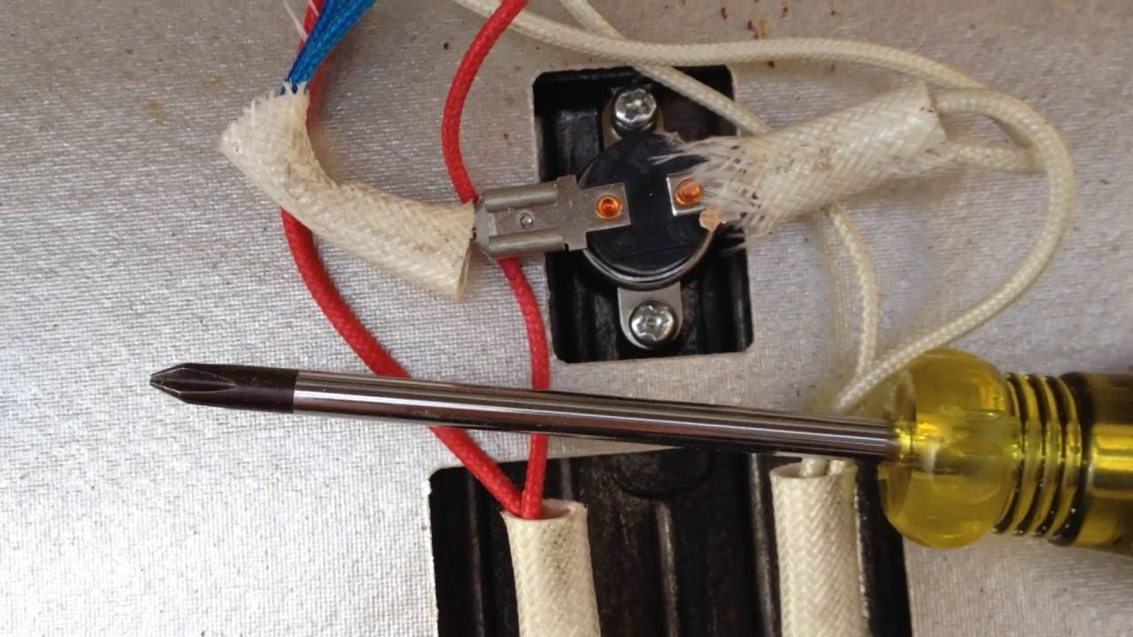 foreman wiring diagram panini press fix youtube  panini press fix youtube