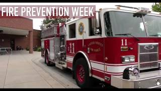 National Fire Prevention Week 2017